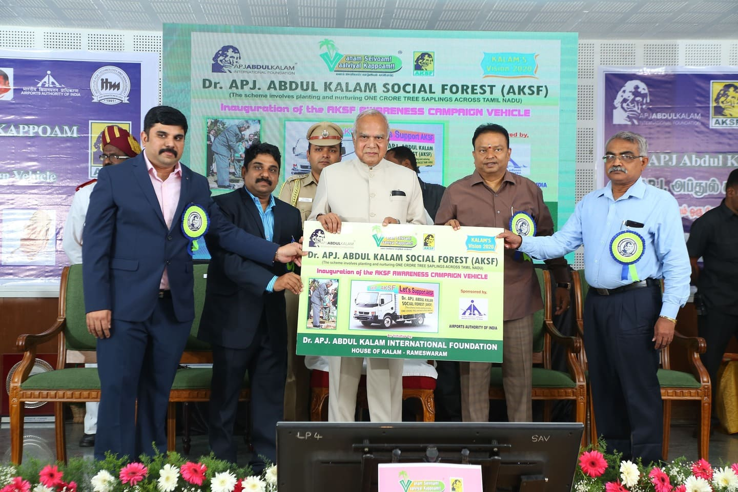 GOVERNOR FUNCTION 1 CR TREE LAUNCH