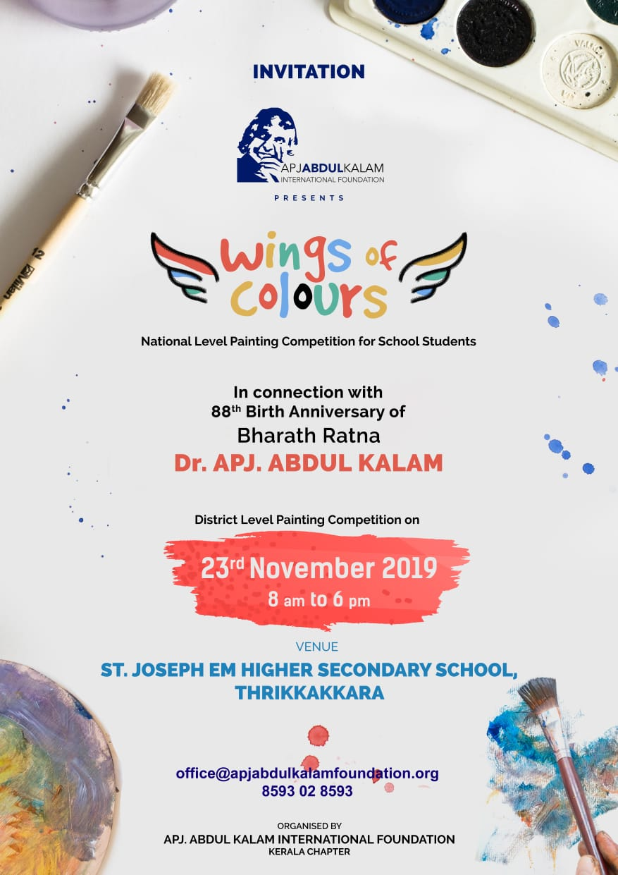 Wings of Colors